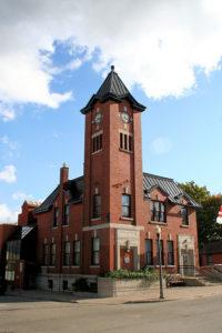 Elmira Clock Tower
