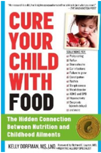Cure Your Child with Food book cover