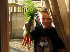 Cole with Carrots