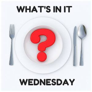 What's In It Wednesday