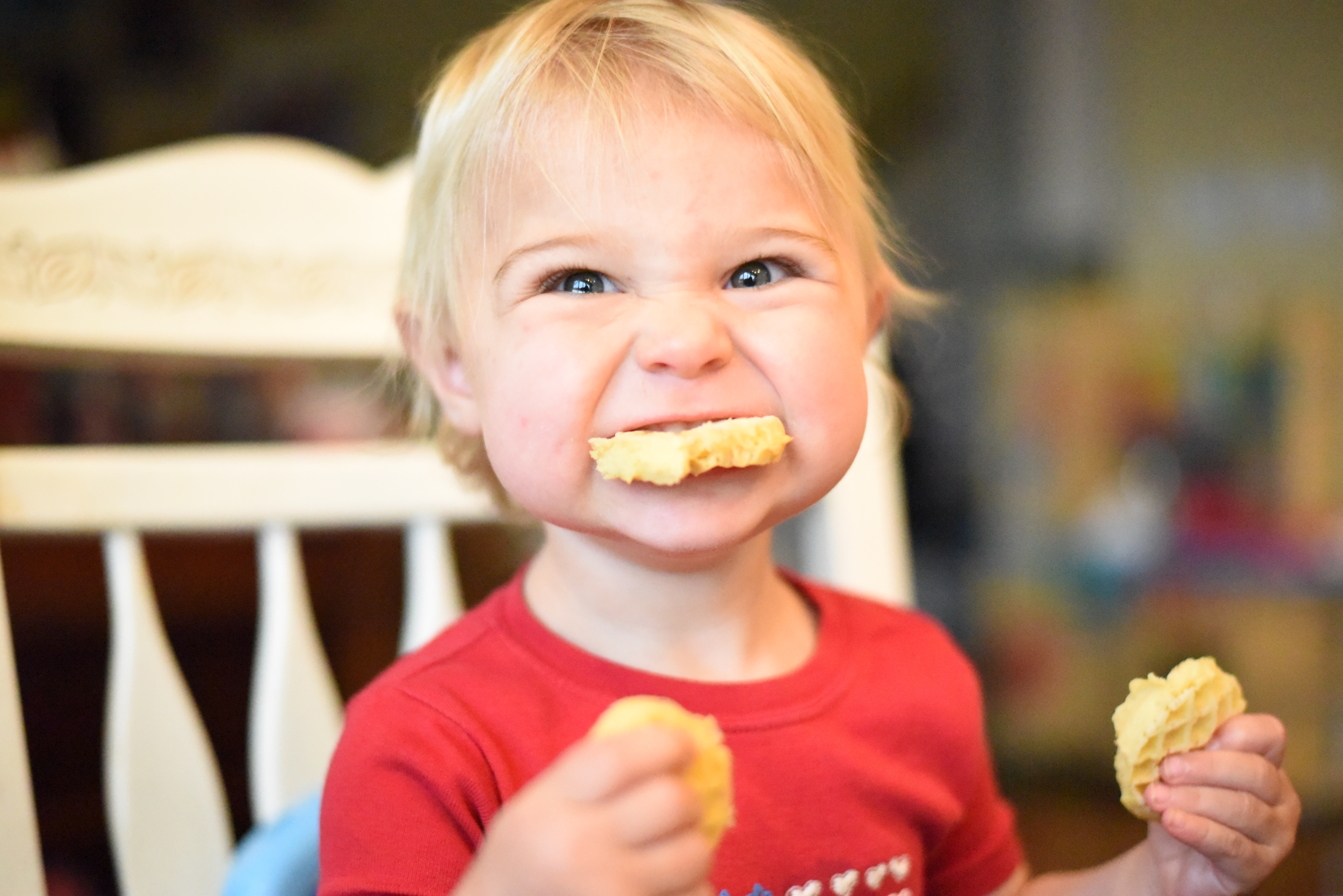 kid eating - free photo - Designed For You Nutrition