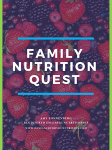 Family Nutrition Quest